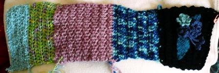 full scarf